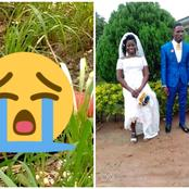 Photo of Sad News As Another Man K!lls Wife Six Month after Their Wedding In Ashanti Region -[SEE PHOTOS]