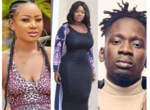 Photo of Akuapem Poloo Shares Messages Mercy Johnson And Mr Eazi Sent To Her While She Was In Jail