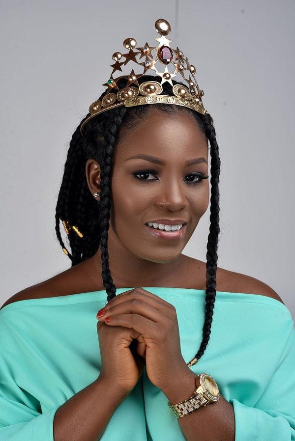 Ekua Mends Bannerman, Ghana's Most Beautiful 2019