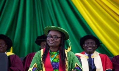 KNUST Old Girl Rita Akosua Dickson becomes first female Vice Chancellor