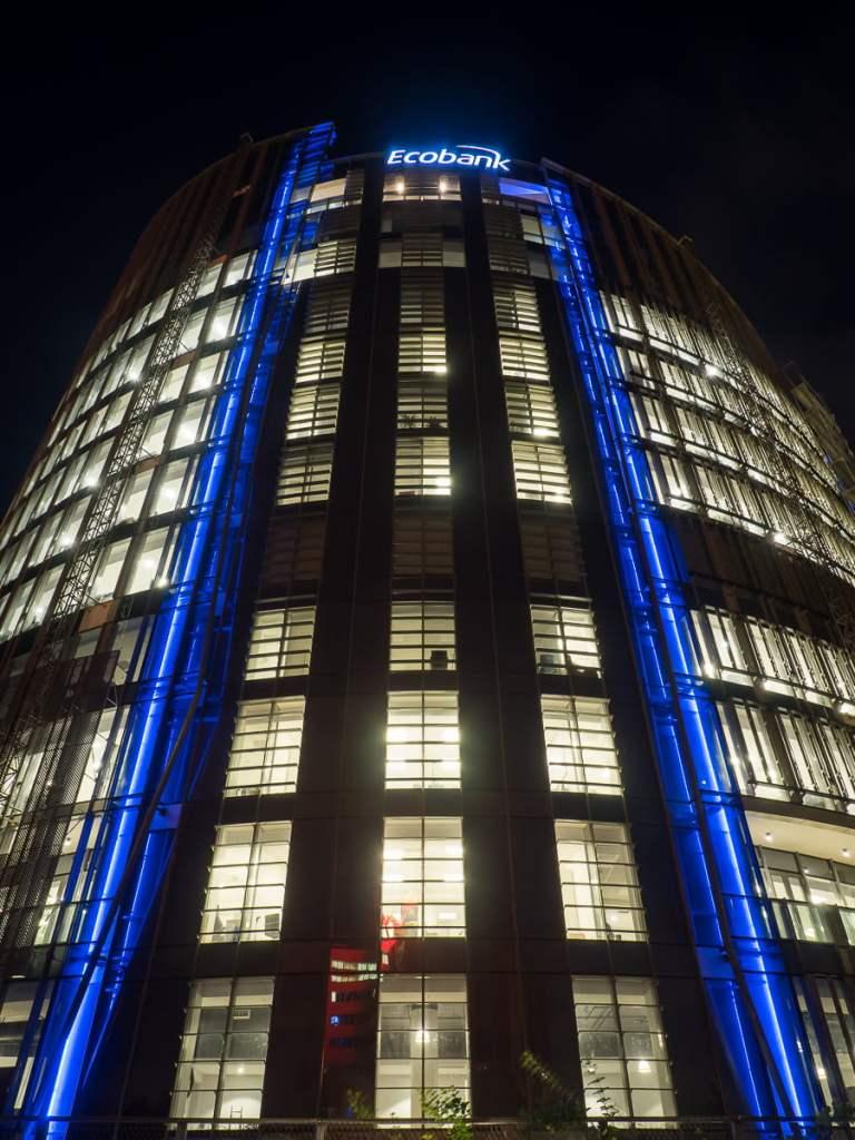 Headquarters of Ecobank
