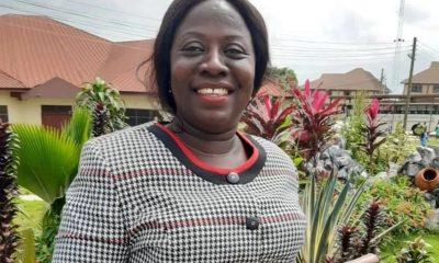 KNUST SHS Headmistress Ms Felicia Asamoah Dankwaa