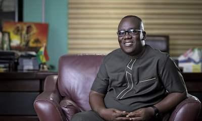 Kwadwo Owusu Afriyie - Sir John