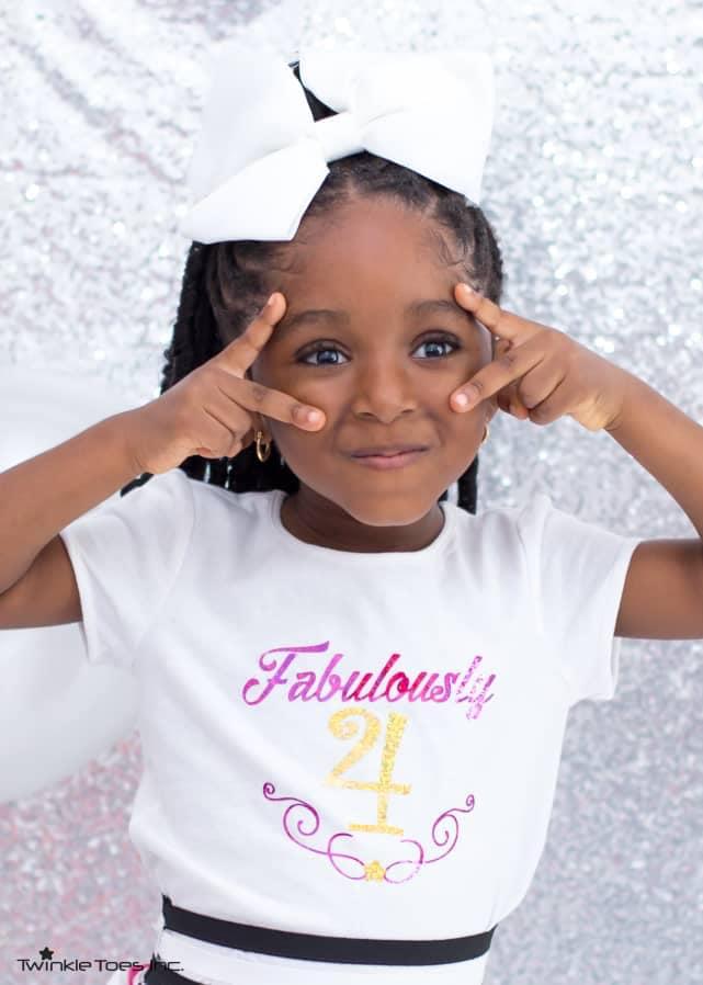 Awura Adoma's birthday