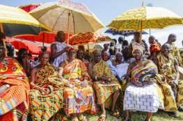 Akwasidae Festival is celebrated by the Ashanti people
