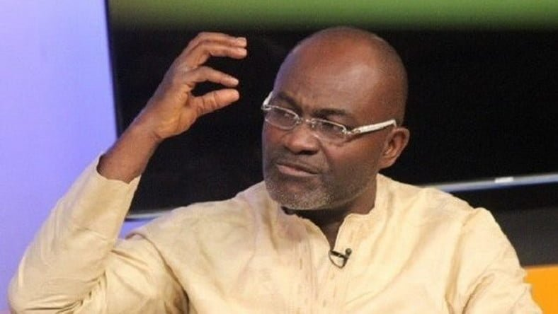 Member of Parliament for Assin Central, Kennedy Agyapong