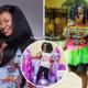 Oheneyere Gifty Anti and Daughter Nyame Animuonyam Oheneba Afia Asaa Afrakoma Sintim-Misa