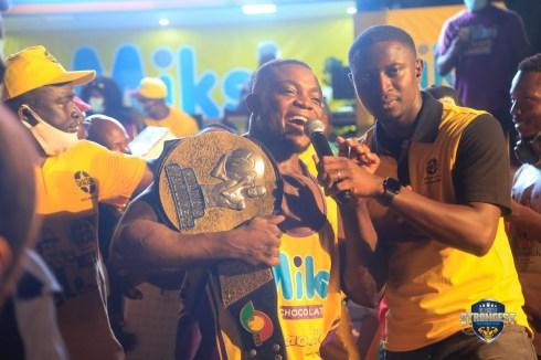 TV3s Ghana Strongest 2020 Winner