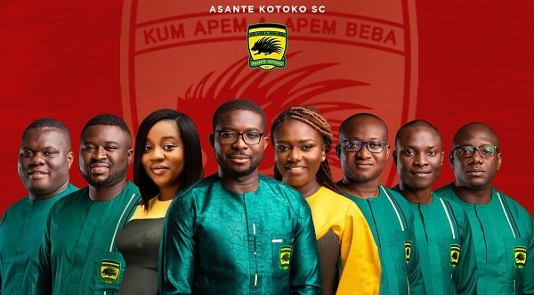 Asante Kotoko begins Diaspora Supporters Survey