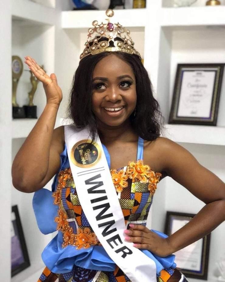 Naa Dedei Botchwey Ghana Most Beautiful 2020 Winner