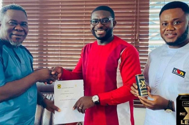 Kumasi Asante Kotoko signs partnership deal with Adonko Next Level