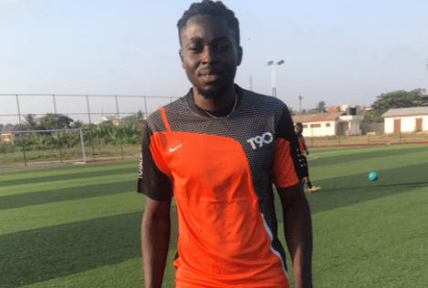 I'm available to play for Ghana Black Satellites - US-based Eric Martei