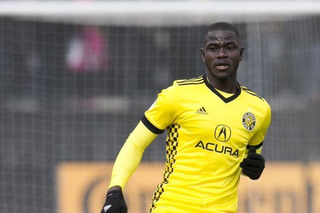 Jonathan Mensah wins Best Player in Columbus Crew for the third time