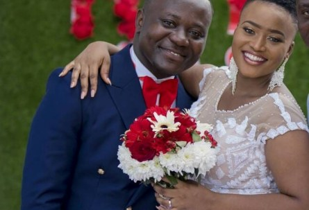 I was frighten I was going to be a widow at a young age – TV3's MzGee opens up about her husband's COVID-19 status for the first time