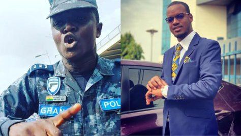 Umaru Sanda and Police