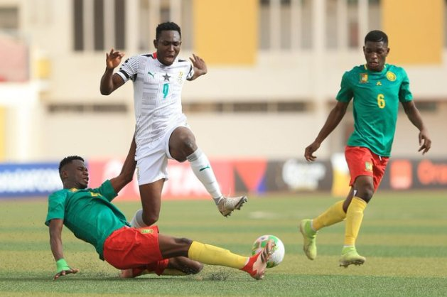 VIDEO: Watch highlights of Ghana's win over Cameroon in U20 AFCON