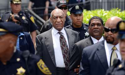 Bill Cosby is a free man after being released from prison