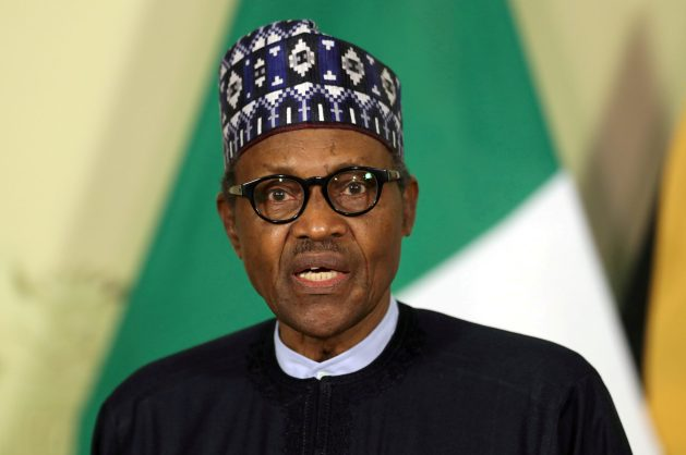 'Behave' yourselves if you want jobs - Buhari tells Nigerian youth