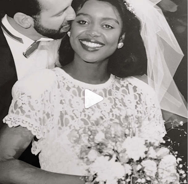 Stephenie Benson celebrates 32years of marriage; see the journey so far in pictures
