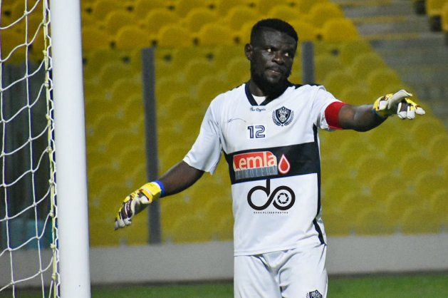 """""""We need to step up our performance"""" - Legon Cities goalkeeper"""