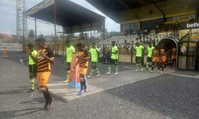 2020/21 Ghana Premier League matchday 33 report: Ashantigold share spoils against Dreams FC