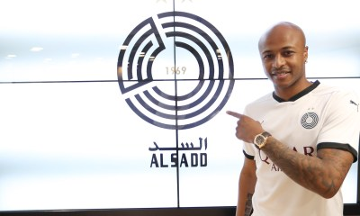 Andre Ayew reveals Al Sadd is an Ayew family team