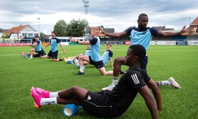 Ghanaian attacker Terry Osei-Bekoe signs one-year deal with Belgian outfit KVK Tienen