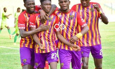 Hearts of Oak win their 21st Ghana Premier League trophy