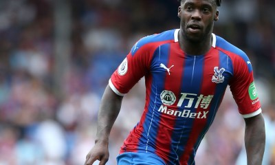 Jeffrey Schlupp stakes starting place at Crystal Palace for next season