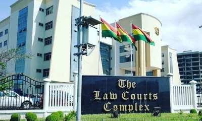 Law Court Complex