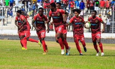 MTN FA Cup quarter-final: Kotoko coach Mariano Barreto names starting for Berekum Chelsea clash