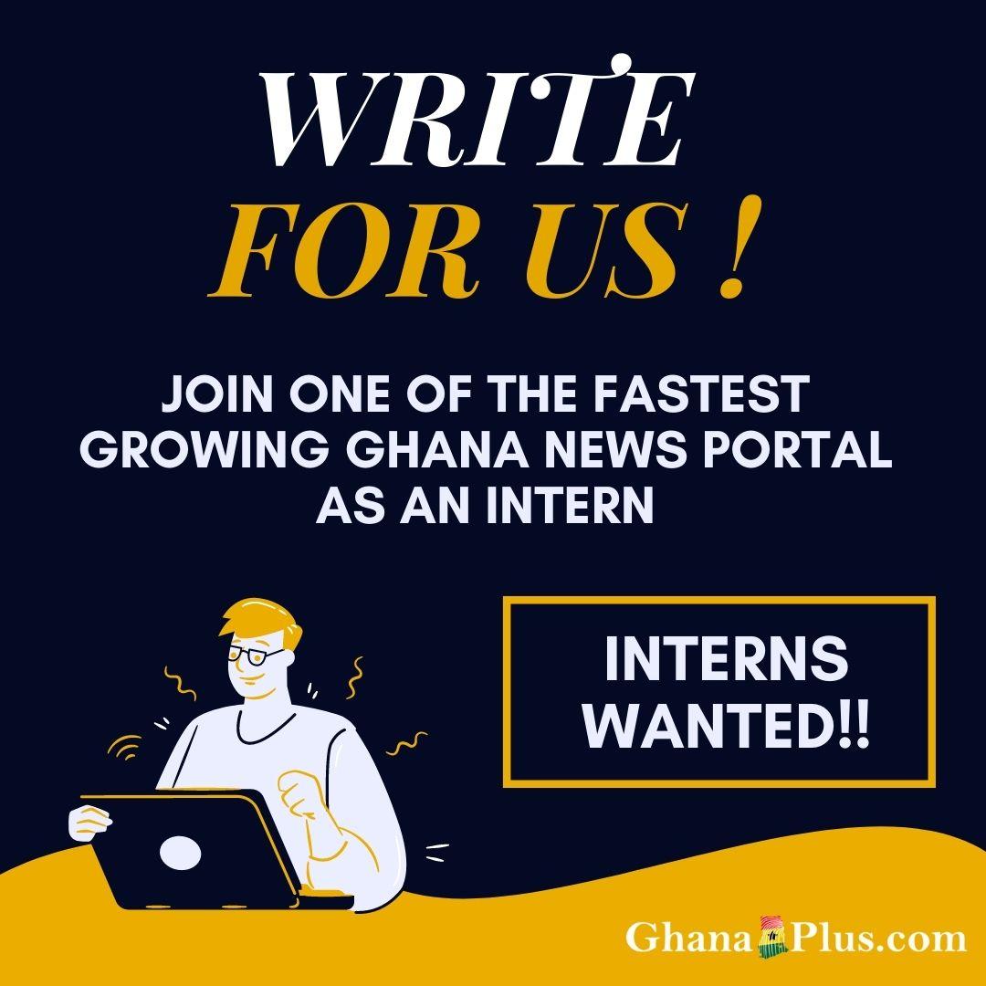 write for ghanaplus