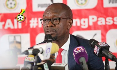 2022 World Cup qualifiers: CK Akonnor submitted Ghana squad for Zimbabwe doubleheader before he was sacked - Henry Asante Twum
