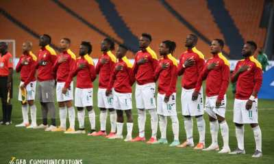 2022 World Cup qualifiers: It will be a disaster if Ghana don't qualify from Group G- Agyemang Badu