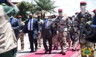 Akufo-Addo in Guinea