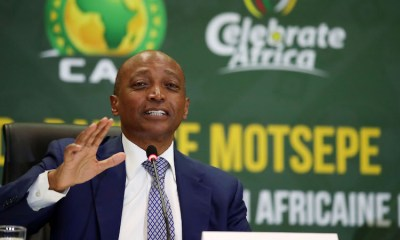 CAF President Patrice Motsepe on hosting the FIFA World Cup every two years