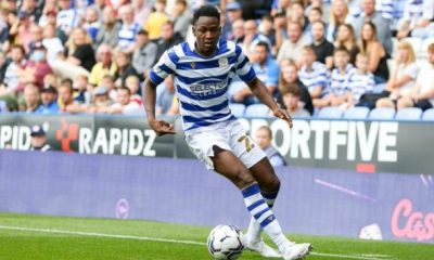 Ghanaian duo Baba Rahaman and Andy Yiadom help Reading FC to beat Peterborough FC 3-1 in the English Championship