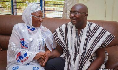 Mariama, Bawumia