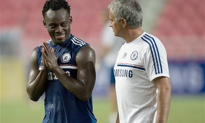 Mourinho almost forced team to train with shinpads because of Essien - Shaun Wright-Phillips