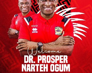Win more matches to win supporters heart – Augustine Okrah to Kotoko new coach Prosper Nartey-Ogum