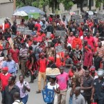 Accra Polytechnic students agitate over utility tariff