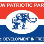 NPP security heckles Kwabena Agyepong for recusing himself from NPP meeting