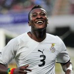 Asamoah Gyan agrees to change hairstyle to avoid ban in UAE