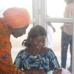 Deputy Minister Of Creative Arts Visits Korle-Bu Cancer Units