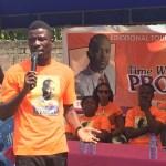 Kwaku Manu, Bismark The Joke, Prof. Abbeam Ampomah Danso Starts  Anti Corruption tour
