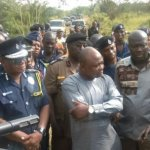 IGP: Vigilante groups to be disbanded