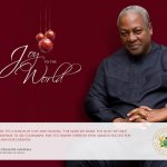 'Go forward in 2016 with courage and not caution' -John Mahama