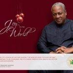 "May Ghana continue to be ""oasis of tranquility"" – President John Dramani Mahama"