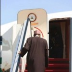Buhari, 8 cabinet members leave for 3-day visit to UAE