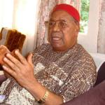 When Dimka pulled a gun at me — Mbazulike Amechi, Nigeria's 1st aviation minister